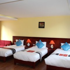 Fansipan View Hotel 3* Люкс с различными типами кроватей фото 6
