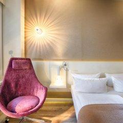 Leonardo Hotel Berlin Mitte 4* Номер Комфорт с двуспальной кроватью фото 6