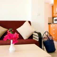 Апартаменты Irem Garden Apartments комната для гостей фото 2