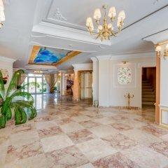 Отель Aparthotel Izida Palace Солнечный берег интерьер отеля