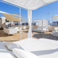 Отель Duquesa Playa пляж