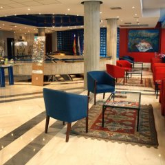 Hotel Sercotel Suite Palacio del Mar интерьер отеля