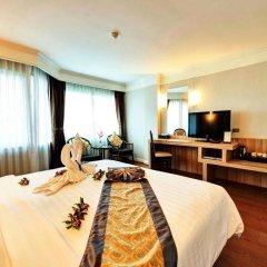 Jomtien Garden Hotel & Resort 4* Номер Делюкс с различными типами кроватей фото 31