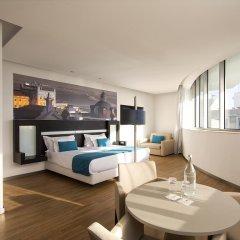 Jupiter Lisboa Hotel 4* Представительский номер с различными типами кроватей фото 3