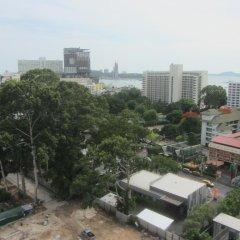 Отель Centric Sea Pattaya балкон