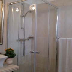 Отель Al Pic de Corone Палаццоло-делло-Стелла ванная