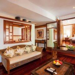 Отель Baan Yin Dee Boutique Resort 4* Президентский люкс двуспальная кровать фото 3