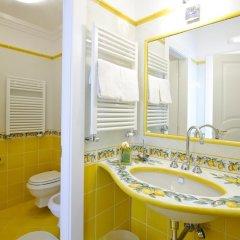 Отель Villa Duchessa d'Amalfi Конка деи Марини ванная фото 2