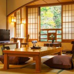 Отель Yamabiko Ryokan Минамиогуни удобства в номере