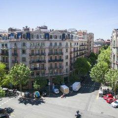 Отель Bbarcelona Corsega Flats Барселона