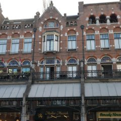 Отель Galerij Нидерланды, Амстердам - отзывы, цены и фото номеров - забронировать отель Galerij онлайн фото 2