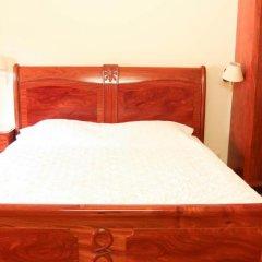 Апартаменты Giang Thanh Room Apartment Стандартный номер с различными типами кроватей фото 6