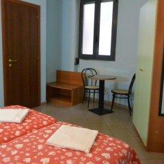 Hotel Mercurio 2* Стандартный номер с 2 отдельными кроватями фото 3