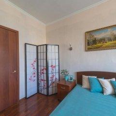 Гостиница 50 meters to Belorusskiy railway and subway station Улучшенные апартаменты с различными типами кроватей фото 28