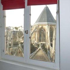 Отель St Jacques Notre Dame Париж
