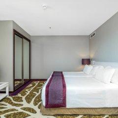 Отель Holiday Inn Porto Gaia 4* Стандартный номер с различными типами кроватей фото 8