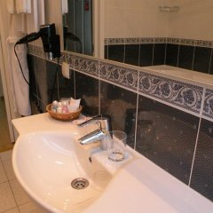 Гостиница Центральная ванная фото 5