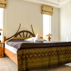 Отель Baan Rosa 3* Стандартный семейный номер разные типы кроватей фото 5