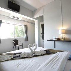 Отель Rooms@krabi Guesthouse Таиланд, Краби - отзывы, цены и фото номеров - забронировать отель Rooms@krabi Guesthouse онлайн удобства в номере фото 2