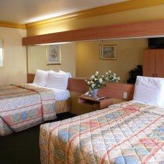 Отель Value Inn Worldwide-LAX 2* Люкс с различными типами кроватей фото 2
