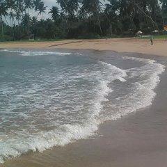 Отель Brian's Homestay Balapitiya пляж фото 2
