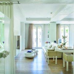 Отель Boscolo Exedra Nice, Autograph Collection 5* Люкс с различными типами кроватей фото 4