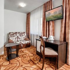 Гостиница Волга 2* Номер Комфорт с разными типами кроватей фото 23