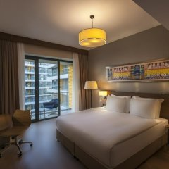 Radisson Blu Residence, Istanbul Batisehir 4* Апартаменты с различными типами кроватей фото 4