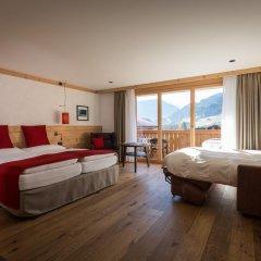 Hotel Spitzhorn 3* Стандартный семейный номер с двуспальной кроватью фото 2