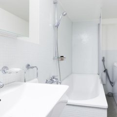 Апартаменты Apartments Swiss Star Ämtlerstrasse Цюрих ванная фото 2