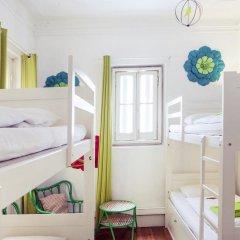 Lisbon Chillout Hostel Кровать в общем номере фото 10