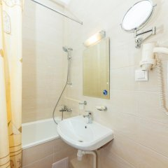 Гостиница BFO Health Resort в Анапе отзывы, цены и фото номеров - забронировать гостиницу BFO Health Resort онлайн Анапа ванная фото 2