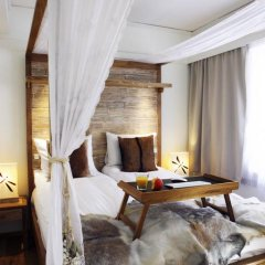 Отель Oslo Guldsmeden 3* Улучшенный номер с различными типами кроватей фото 3