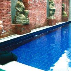 Отель Twin Hotel Таиланд, Пхукет - отзывы, цены и фото номеров - забронировать отель Twin Hotel онлайн бассейн