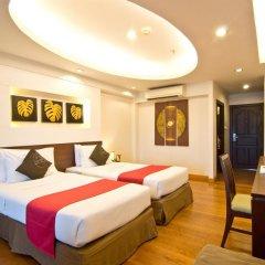 Golden Sea Pattaya Hotel 3* Улучшенный номер с двуспальной кроватью
