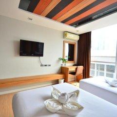 Отель H-Residence 3* Улучшенный номер с различными типами кроватей фото 8