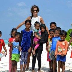 Отель Holiday Cottage Мальдивы, Северный атолл Мале - отзывы, цены и фото номеров - забронировать отель Holiday Cottage онлайн детские мероприятия