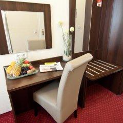 Novum Hotel Graf Moltke Hamburg 3* Стандартный номер двуспальная кровать фото 3
