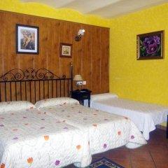 Hotel Rural Soterraña 3* Стандартный номер с различными типами кроватей фото 3