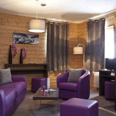 Отель Le Chalet du Mont Vallon Spa Resort интерьер отеля фото 3