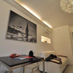 Апартаменты Four Squares Apartments on Tverskaya Студия с различными типами кроватей фото 15