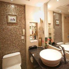 Отель China Mayors Plaza 4* Номер Бизнес с различными типами кроватей фото 4