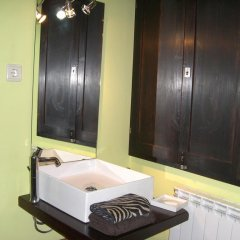 Отель Casa do Rio Fervença ванная
