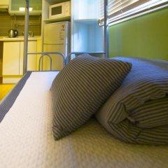 KW Hongdae Hostel Стандартный номер с 2 отдельными кроватями фото 5