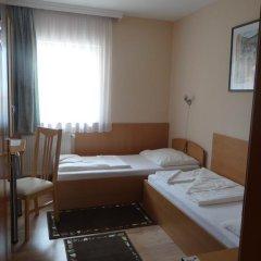 Отель Alfred Panzio Стандартный номер с различными типами кроватей фото 10