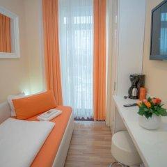 Отель City Guesthouse Pension Berlin 3* Стандартный номер с разными типами кроватей фото 9