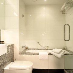 Отель Park Plaza County Hall London 4* Улучшенный номер с различными типами кроватей фото 5