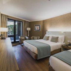 Отель Enotel Lido Madeira - Все включено 5* Стандартный семейный номер с двуспальной кроватью фото 2