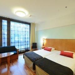 Отель Marski by Scandic 5* Улучшенный номер с различными типами кроватей фото 6