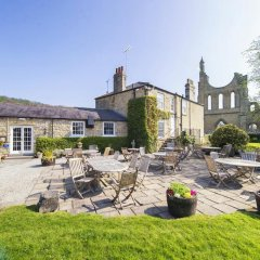Отель Byland Abbey Inn питание